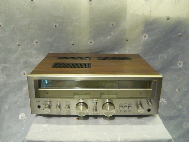 Sansui G4500 receiver amplifier (used) SOLD P1060828