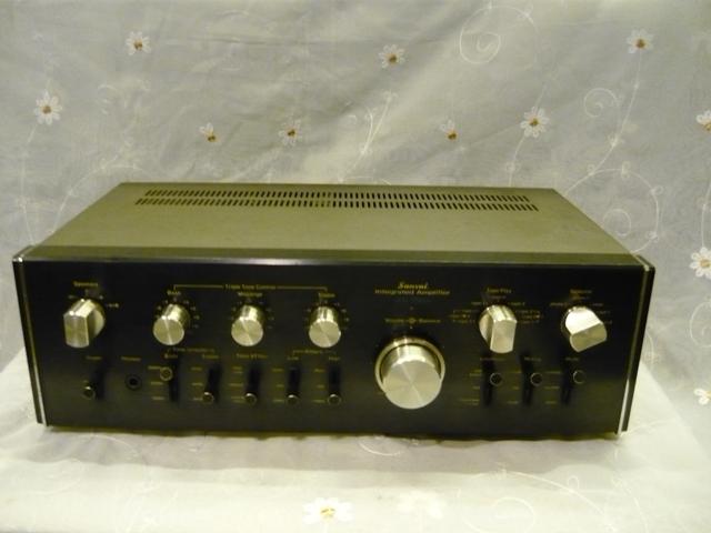 Sansui AU 7900 amplifier (used) SOLD P1060911