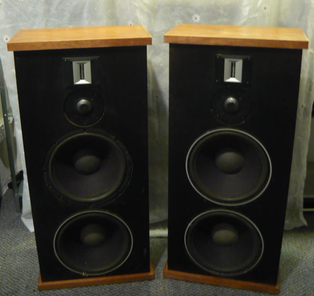 Synergistics Floorstand speaker (used) SOLD P1060922