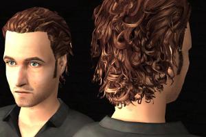 Мужские прически (короткие волосы, стрижки) - Страница 4 Djg341