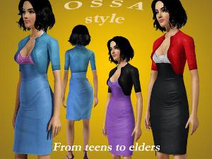 Повседневная одежда - Страница 3 Djg361