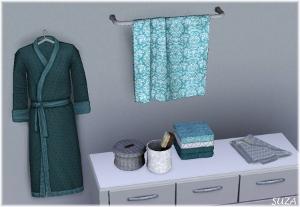 Декоративные объекты для ванных комнат Djgf243