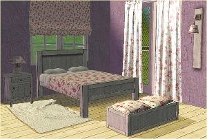 Спальни, кровати (деревенский стиль) - Страница 2 Djgfs156