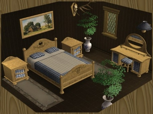 Спальни, кровати (деревенский стиль) - Страница 2 Djgfs158