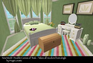 Спальни, кровати (деревенский стиль) Djgfs160