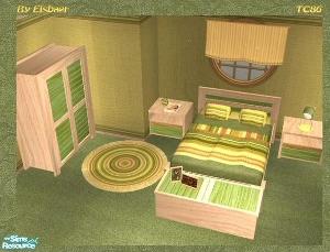 Спальни, кровати (деревенский стиль) Djgfs161