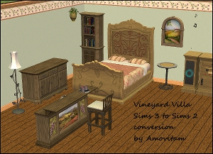 Спальни, кровати (деревенский стиль) - Страница 5 Djgfs247