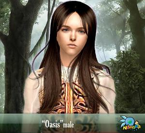 Мужские прически (длинные волосы) Djgfsh13