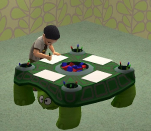 Различные объекты для детей - Страница 6 Dk279
