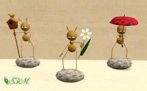 Мелки декоративные предметы - Страница 3 Dk300
