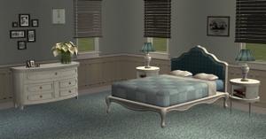 Спальни, кровати (антиквариат, винтаж) - Страница 10 Dk337
