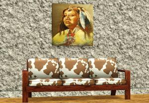 Картины, постеры, рисунки - Страница 2 Dk348