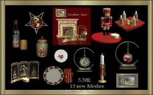 Новогодний декор, Хеллоуин и пр. праздники - Страница 5 Dk388