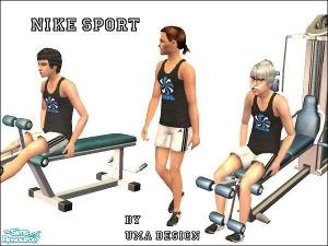 Спортивная одежда Dk400