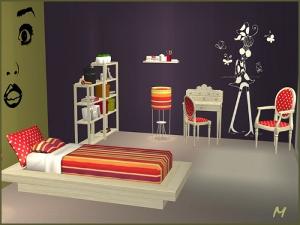 Комнаты для детей и подростков - Страница 3 Dk85