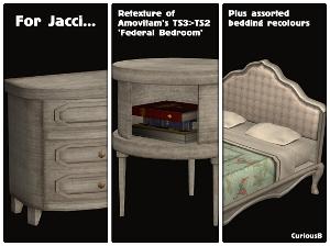 Спальни, кровати (антиквариат, винтаж) - Страница 10 Dk92