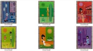 Картины, постеры - Страница 4 Dkj139