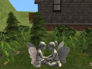 Фонтаны, статуи Dkj201