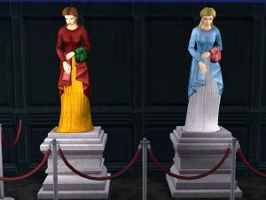 Фонтаны, статуи - Страница 2 Dkj209