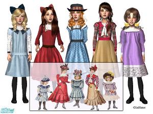 Старинные, восточные наряды, костюмы - Страница 2 Foru1049