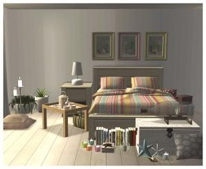 Спальни, кровати (деревенский стиль) - Страница 5 Foru1159