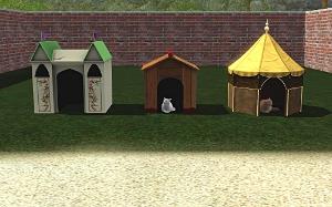 Объекты для животных Foru1163