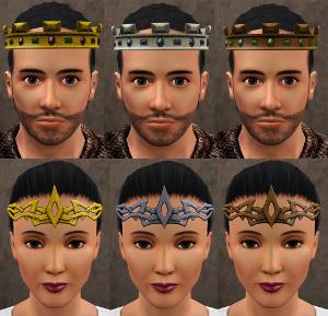 Украшения для головы, волос - Страница 5 Foru1329