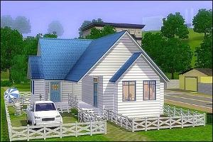 Жилые дома (небольшие домики) - Страница 2 Foru1383