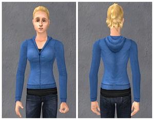 Повседневная одежда (топы, блузы, рубашки) - Страница 2 Foru1547