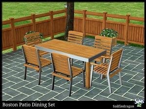 Патио, скамейки - Страница 5 Foru1553
