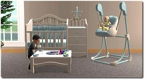 Комнаты для младенцев и тодлеров - Страница 7 Foru1596