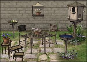 Патио, скамейки - Страница 4 Forum299