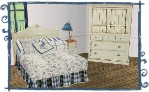 Спальни, кровати (деревенский стиль) - Страница 4 Forum402