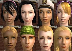 Скинтоны, лица, симы - Страница 3 Forum429
