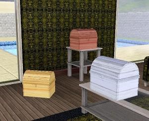 Мелки декоративные предметы Forum472
