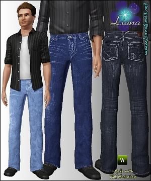 Повседневная одежда (брюки, шорты) - Страница 2 Forum539