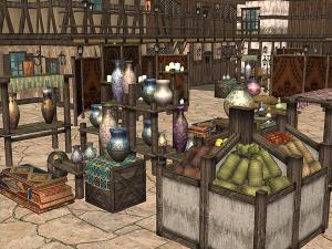 Средневековые объекты Forum590