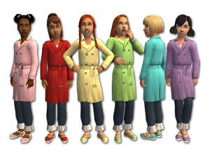 Для детей (верхняя одежда) Forum594