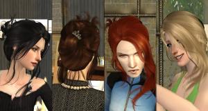 Женские прически (длинные волосы) - Страница 4 Forum643