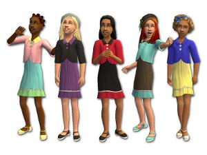 Для детей (повседневная одежда) - Страница 4 Forum662