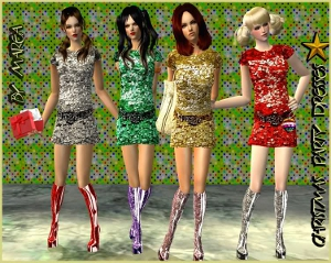 Повседневная одежда (платья, туники, комплекты с юбками) Forum720
