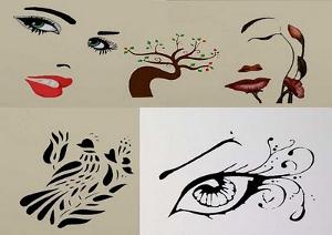 Фотообои, наклейки , граффити Forum748