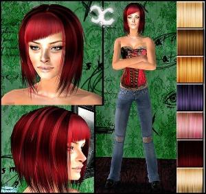 Женские прически (короткие волосы, стрижки) - Страница 3 Forum760
