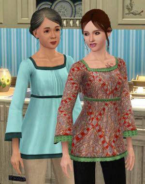 Повседневная одежда - Страница 2 Forum78