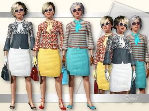 Повседневная одежда Forum892