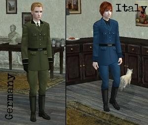 Униформа - Страница 2 Krd87