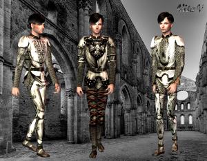 Старинные наряды, костюмы - Страница 2 Lsr257