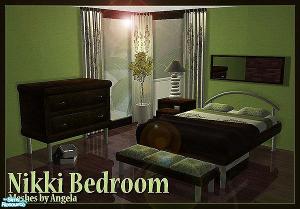 Спальни, кровати (модерн) - Страница 21 Lsr545