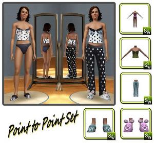 Нижнее белье, купальники, пижамы, спорт - Страница 2 Lsr577
