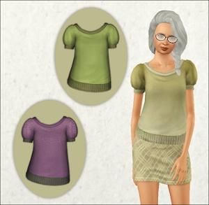 Повседневная одежда - Страница 2 Lsr591
